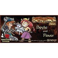 Red Dragon Inn Allies Spyke & Flower Board Game Slugfest Games SFG029