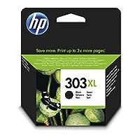 HP 惠普 T6N04AE 303XL 高印量原装墨盒,黑色,每包1个