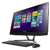 Lenovo 联想 B5040 23英寸台式一体机电脑 (intel酷睿i5-4460T双核处理器 1.9GHz 可睿频至2.7GHz 8G内存 DDR3 1T硬盘 7200转 GF820A 2G 独显 DVD 802.11ac无线网卡 USB键鼠套装 主要部件两年保修及一年上门服务 Win8 黑色)