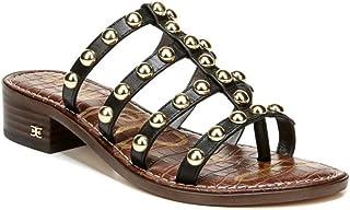 Sam Edelman 女式 Juniper Slides 高跟凉鞋