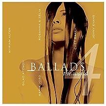 爵士音乐经典 BALLADS the world正版CD唱片
