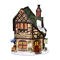 Department 56 Dickens Village - E Tipler Agent 葡萄* Lit House House 56.58725