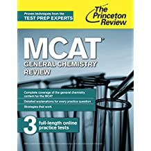 MCAT General Chemistry Review: New for MCAT 2015 (Graduate School Test Preparation) (English Edition)