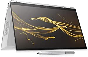 """HP Spectre x360 13.3"""" Full HD 黑色13-aw0030ng  UHD Touch / inkl. Pen + USB-C Hub 1TB SSD + 32GB Intel Optane, 16GB RAM"""