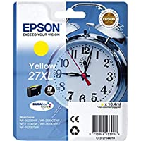 Epson 闹钟 27 号墨盒 XL High Capacity 黄色
