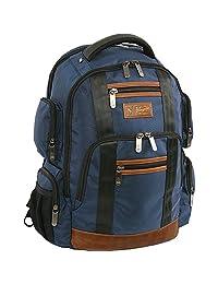 原创 PENGUIN Peterson 笔记本电脑背包适合大多数 15 英寸笔记本电脑和笔记本电脑背包