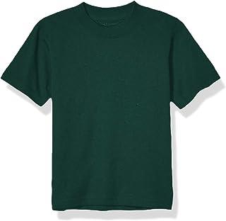 Soffe 男孩大针织 T 恤,深*,XS 码