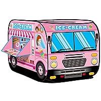 Kiddie Play Ice Cream Truck Pop Up 儿童帐篷