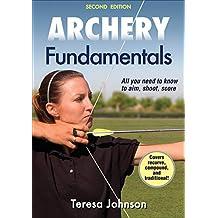 Archery Fundamentals (Sports Fundamentals) (English Edition)