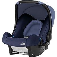 Britax 宝得适 Römer Baby-Safe 婴儿提篮,年龄组0 +(出生 – 13公斤) Moonlight Blue