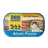 BonAppetit 棒滋味 植物油浸金枪鱼罐头120g(葡萄牙进口)