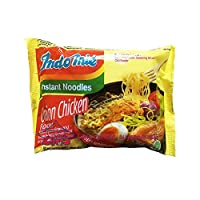 Indomie Chicken Onion Instant Noodles, 70 g, Pack of 40