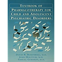 Pocket Guide For The Textbook Of Pharmacotherapy For Child And Adolescent psychiatric disorders (English Edition)