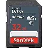 SanDisk 闪迪 高速SDHC UHS-I存储卡 16GB Class10 读速48Mb/s
