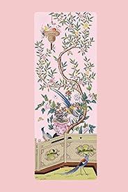 粉色Pampas - 生態豪華防滑瑜伽墊