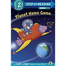 Planet Name Game (Dr. Seuss/Cat in the Hat) (Step into Reading) (English Edition)