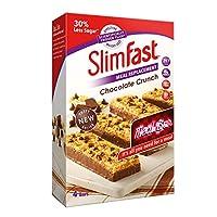 Slimfast 代餐棒 4根装 巧克力味240g(英国品牌)