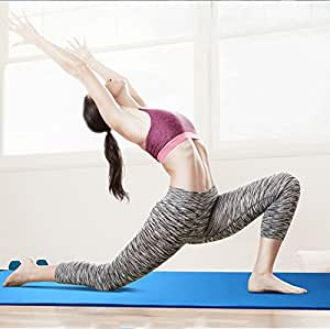 Kansoon 凯速 NBR系列 1CM加厚瑜伽垫 高密度高品质加长男女仰卧起坐自由运动健身垫子 180*60*1CM