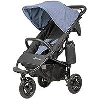 AirBuggy COCO PREMIER 三轮婴儿车 [対象] 3ヶ月 ~ メランジデニム
