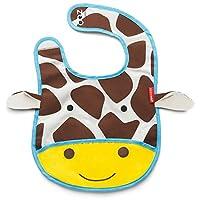 美国Skip Hop可爱动物园围兜(口水肩)-长颈鹿SH232116