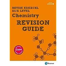 REVISE Edexcel AS/A Level Chemistry Revision Guide (REVISE Edexcel GCE Science 2015) (English Edition)