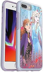 OtterBox 对称透明系列手机壳适用于 iPhone 8 Plus 和 iPhone 7 Plus(仅限于) - 冰雪奇缘 2