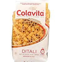 Colavita Pasta, Ditali, 16 Ounce (Pack of 20)