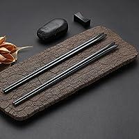 5 双不锈钢筷子礼品套装日本*店餐厅筷子套装 鱼图案 unknown