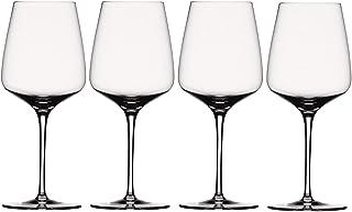 斯皮格劳(Spiegelau) 威尔斯伯格・纪念品 波尔多 红*杯 635ml 1416177 4个装