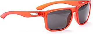Gunnar Intercept Fire 紅色高級游戲眼鏡帶可調硅膠鼻托 INT-06507(電子游戲)