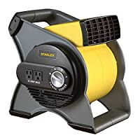 STANLEY 655704高速率鼓风机风扇,黄色 需配变压器