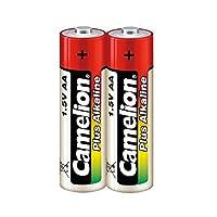 Camelion LR 6 AA Mignon Plus 碱性电池(2 件装)(收缩包装)