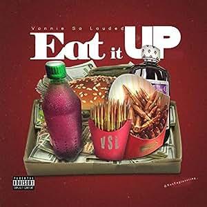 Eat It Up 小收纳袋 黑色