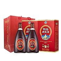 椰岛牌鹿龟酒 500ml/瓶*2瓶 礼盒套装