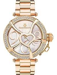Rene Mouris 法国品牌 Coeur d' Amour 石英女士手表 50103RM7(亚马逊进口直采,法国品牌)