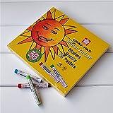 36色油画棒安全无毒儿童彩色画棒软蜡笔36色蜡笔