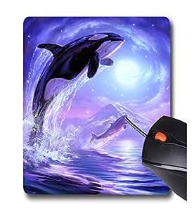 AOFFLY Jeff Haynie - Aquatic Touch The Sky - 防滑橡胶鼠标垫游戏鼠标垫 颜色 -1