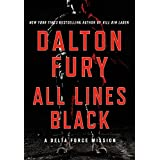 All Lines Black (A Delta Force Novel) (English Edition)
