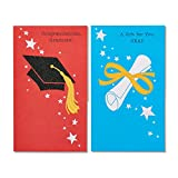 American greetings GREAT FUTURE 毕业 CARD with 铝箔,