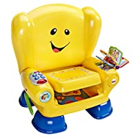 Fisher-Price Smart Stages 椅子 12 months + 黄色