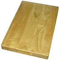 Winco WCB-1218 Wooden Cutting Board, 12-Inch x 18-Inch x 1.75-Inch