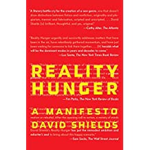 Reality Hunger (English Edition)