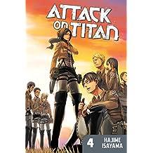 Attack on Titan Vol. 4 (English Edition)