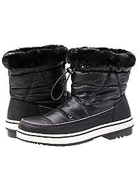 ALEADER 女士 Terra 防水冬季及踝雪地靴