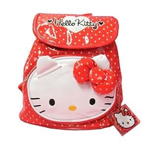 Hello Kitty凯蒂猫儿童背包CC-HK3019R(红色)