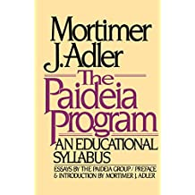 Paideia Program: An Educational Syllabus (English Edition)