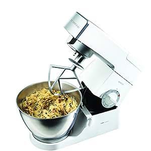 Kenwood 凯伍德 KM336 全能家用厨师机全自动多功能和面揉面 800W (英国品牌 海外自营 国内官方联保两年)(包邮包税)