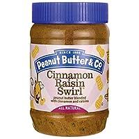 Peanut Butter & Co. - 花生酱桂香葡萄干漩涡 - 16盎司