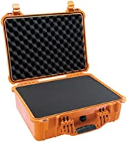 Pelican 1520 带泡沫相机包(橙色)