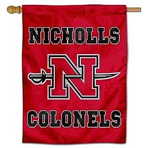 Nicholls State Colonels 双面居家旗